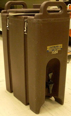 Where to find Beverage Carrier 5 Gal Hot in Burnsville