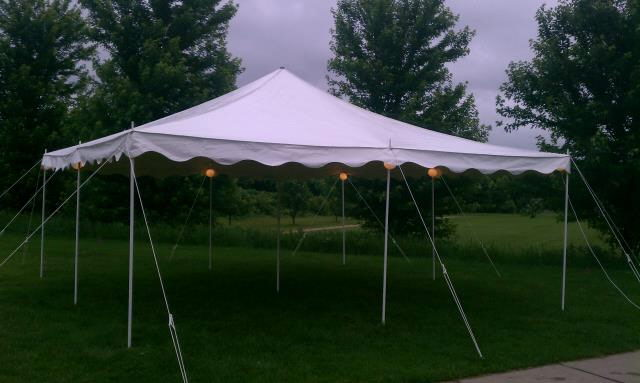 Where to find CANOPY 20  X 20  APC White in Burnsville