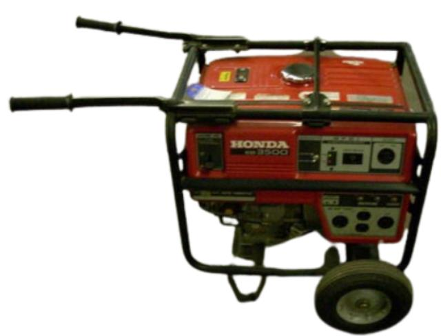Where to find Generator 3500 Watt Honda in Burnsville
