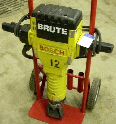 Jackhammer Electric 60lb Bosch Rentals Burnsville Mn