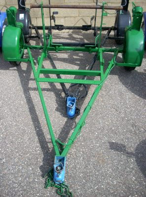 Where to find SOD CUTTER TRAILER in Burnsville