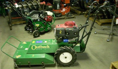 Where to find Mower - 26  Rotary Brush 13HP in Burnsville
