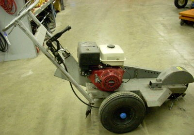 Where to find STUMP GRINDER TOWABLE in Burnsville