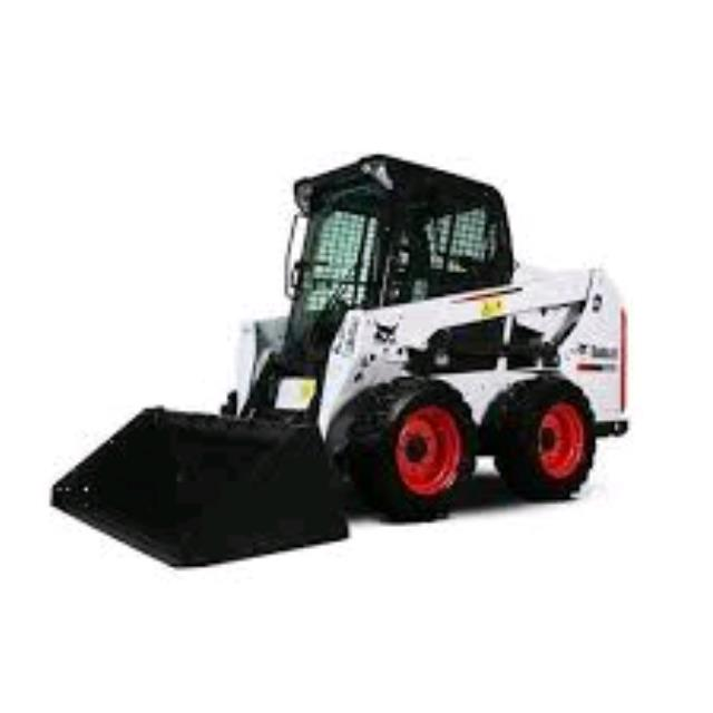Where to find SKID STEER S550 BOBCAT LOADER in Burnsville