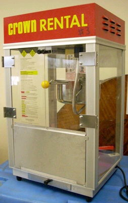 Popcorn Popper Machine 6oz Rentals Burnsville Mn Where To