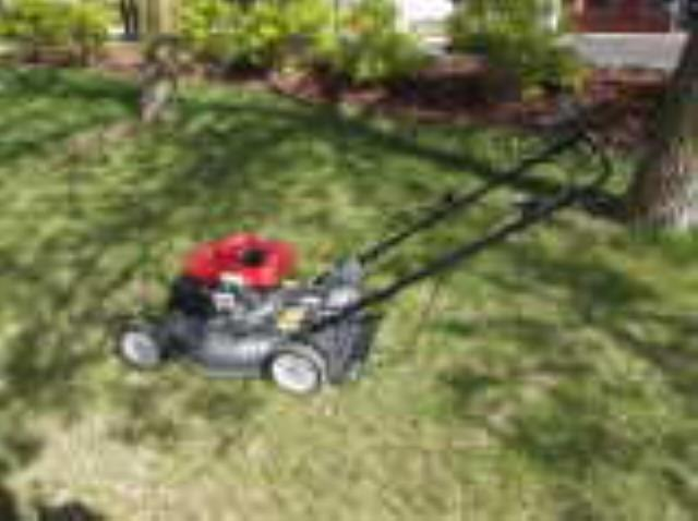 Where to find Mower - 21  Self Propelled in Burnsville