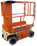 Where to rent SIZZOR LIFT JLG 1230ES in Burnsville MN