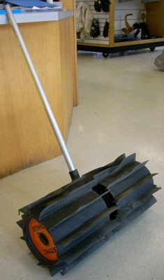 Where to find SWEEPER HANDHELD RUBBER in Burnsville
