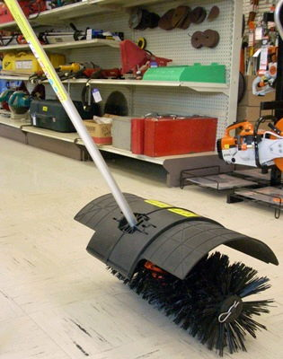 Where to find SWEEPER HANDHELD BRISTLE in Burnsville