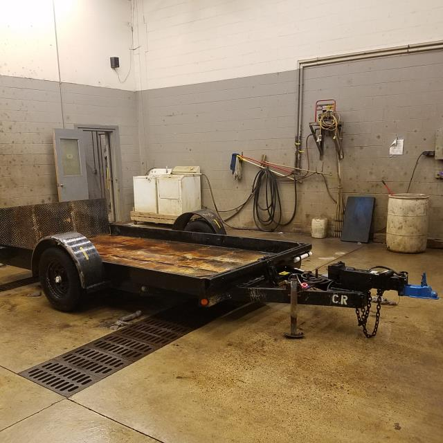 Where to find TRAILER - Sizzor Lift 4500lb in Burnsville