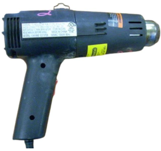 Where to find Heat Gun in Burnsville