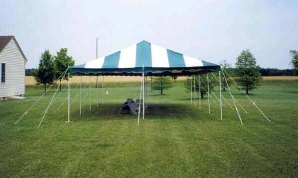 Where to find CANOPY 20  X 30  APC Green white in Burnsville