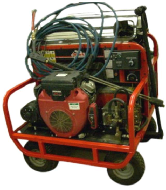 Where to find Pressure Washer 3500 - Hot in Burnsville