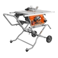 Where to rent TABLE SAW 10  W STAND in Burnsville MN