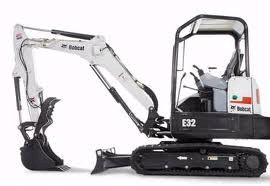 Where to find EXCAVATOR, E32 BOBCAT COMPACT in Burnsville