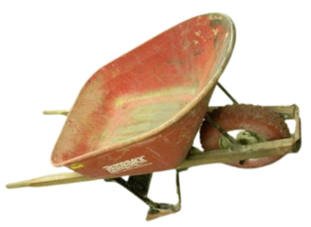 Where to find Wheelbarrow 6 Cu. Ft. Steel in Burnsville