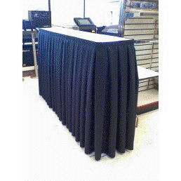 Where to find BARTOP SKIRTING - BLACK in Burnsville