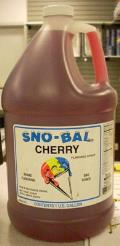Where to rent Sno Cone Syrup Cherry in Burnsville MN