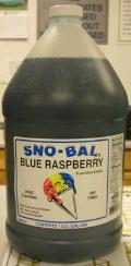 Where to rent Sno Cone Syrup Rasbery Blue in Burnsville MN