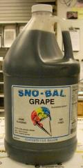 Where to rent Sno-kone Syrup Grape Flavor in Burnsville MN