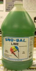 Where to rent Sno-kone Syrup Lemon-Lime Flavor in Burnsville MN