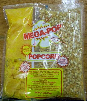 Popcorn 16 Oz Mega Pop Sales Burnsville Mn Where To Buy