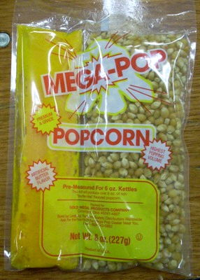 Popcorn 8 Oz For 6 Oz Popper Sales Burnsville Mn Where