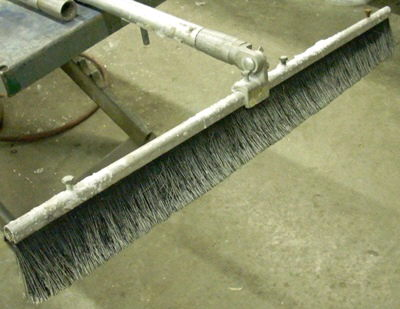 Where to find Concrete Finishing Broom 36 in Burnsville