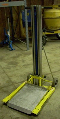 Where to find High Lift 300lb Cap 8ft. in Burnsville