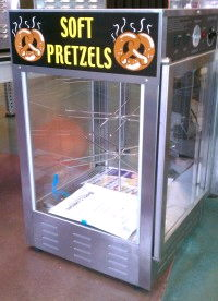 Where to find PRETZEL PIZZA WARMER in Burnsville