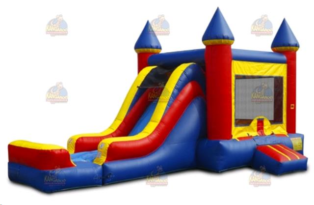 Where to find BOUNCE, CASTLE W SLIDE 19  X 13  X15 in Burnsville