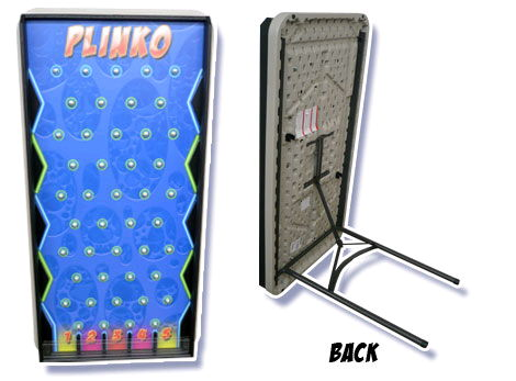 Where to find GAME - PLINKO GAME 4 in Burnsville