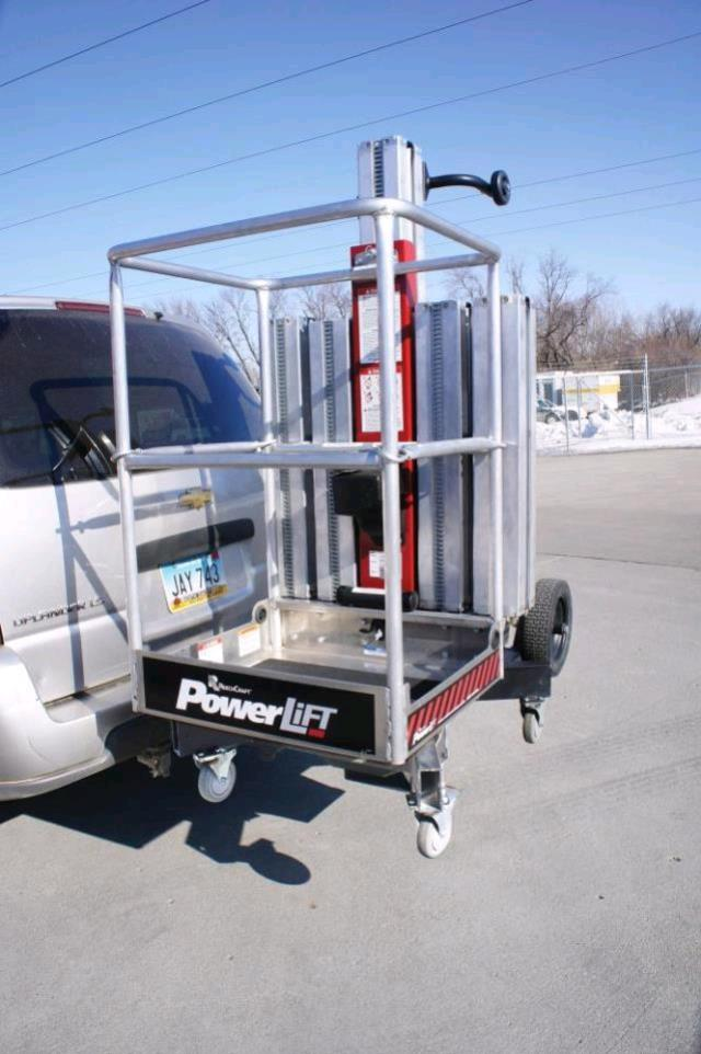 Where to find LIFT, HITCH HAULER - REECHCRAFT in Burnsville