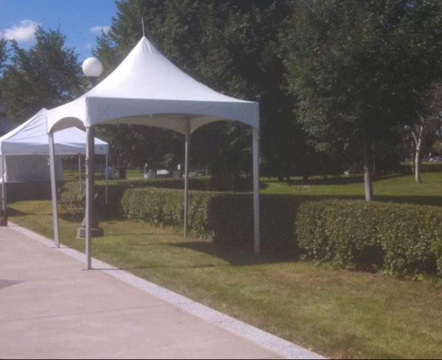 Where to find CANOPY 10  X 10  FRAME Century White in Burnsville