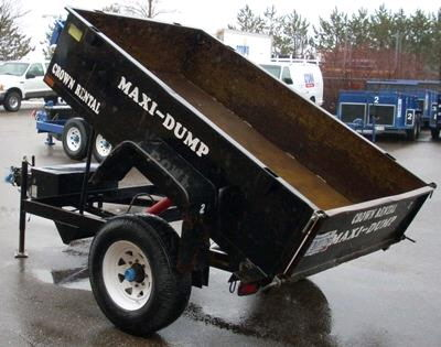 Where to find TRAILER - Dump Single Axle w  Elect B in Burnsville