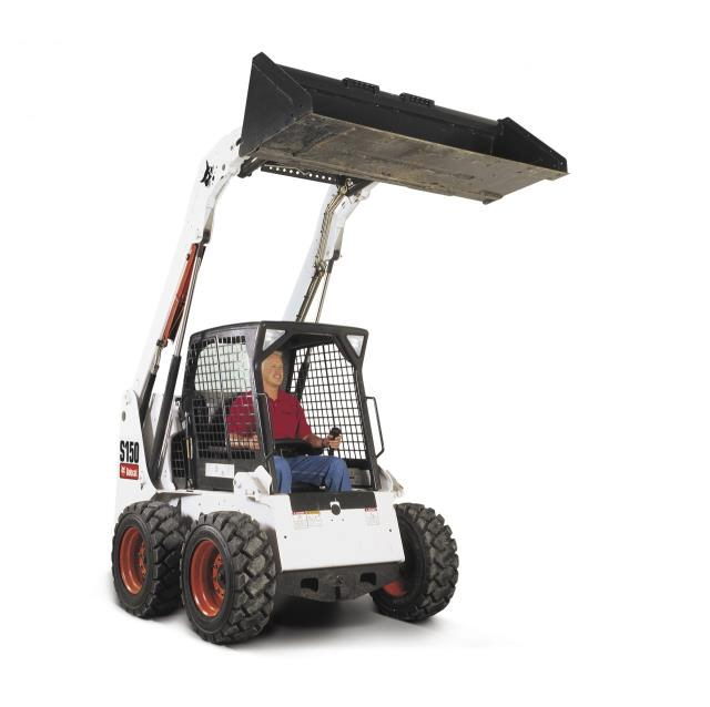 Where to find SKID STEER S150 BOBCAT LOADER in Burnsville