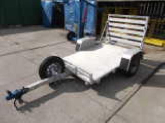 Where to find TRAILER - 4  X 6  ALUMINUM in Burnsville