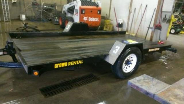 Where to find TRAILER - TILT BED 6500LB in Burnsville