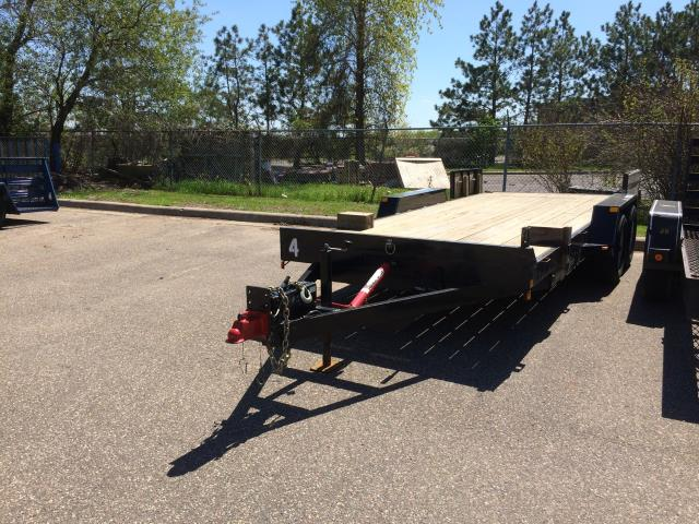 Where to find TRAILER - TILT BED 7990LB in Burnsville