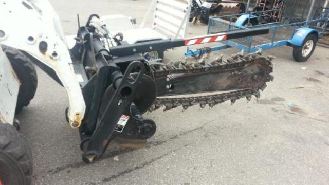 Where to find SKID STEER TRENCHER ATTACHMENT in Burnsville