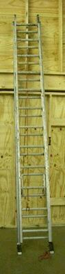 Where to find Ladder 28 Ft Aluminum Ext. in Burnsville