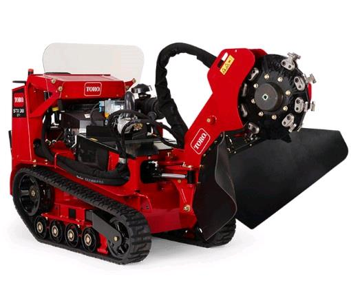 Where to find STUMP GRINDER, TORO 38HP in Burnsville