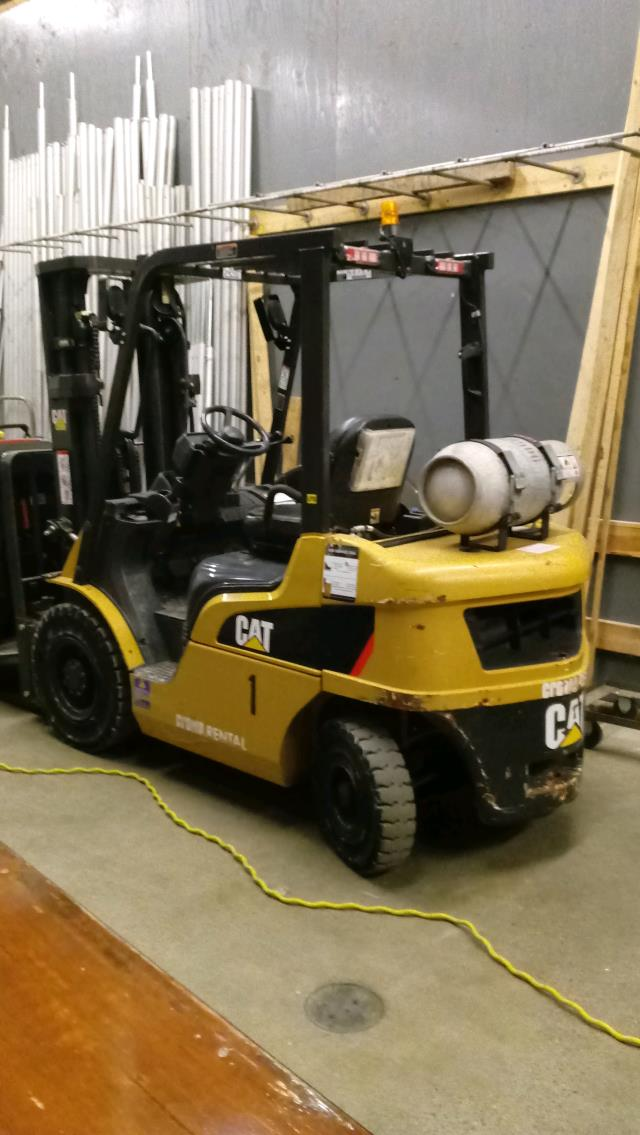 Where to find FORKLIFT 5000lb PROPANE in Burnsville