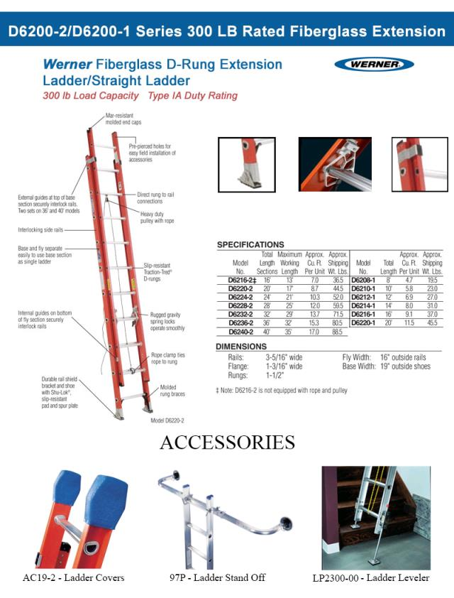 Where to find Ladder 24 Ft Fiberglass  Extension in Burnsville