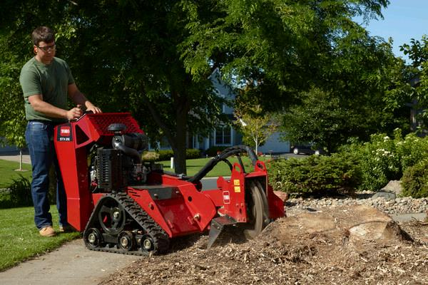 Where to find STUMP GRINDER, TORO 26HP in Burnsville