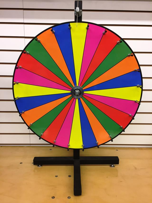 Where to find GAME - COLOR WHEEL in Burnsville