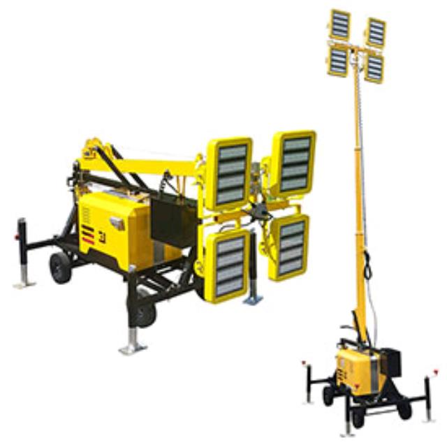 Portable Light Towers For Rent: LIGHT TOWER PORTABLE Rentals Burnsville MN, Where To Rent