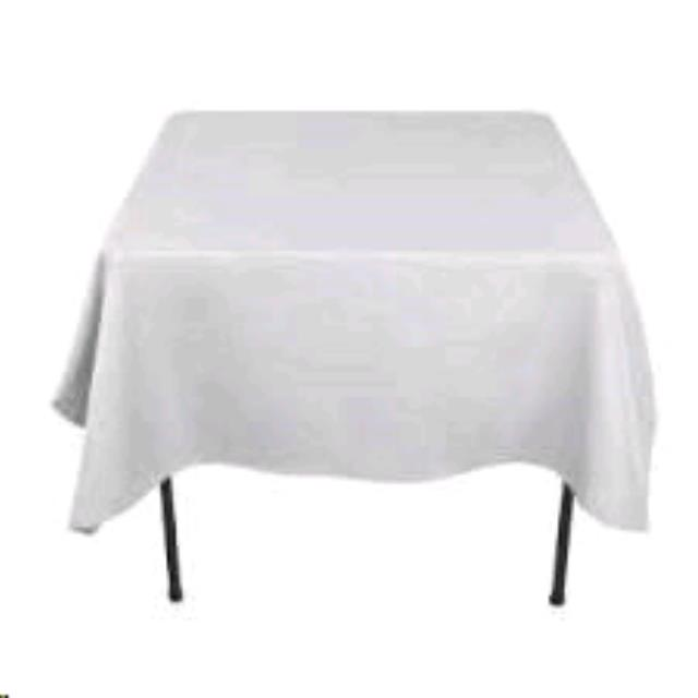 Where to find TABLE LINEN - 54  X 54 in Burnsville