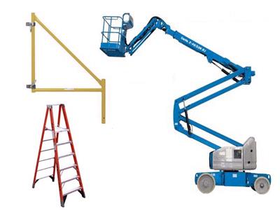 Rent Lifts, Ladders, Scaffold