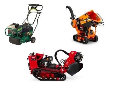 Lawn & Garden equipment rentals in Rosemount, Apple Valley, Lakeville, Farmington, Burnsville, Minneapolis, St Paul, Twin Cities, South Metro
